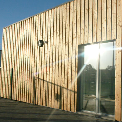 Invergowrie Primary School Ochil Timber