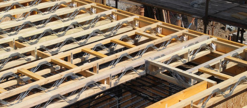 Open floor joist systems carpet vidalondon Floor joist trusses