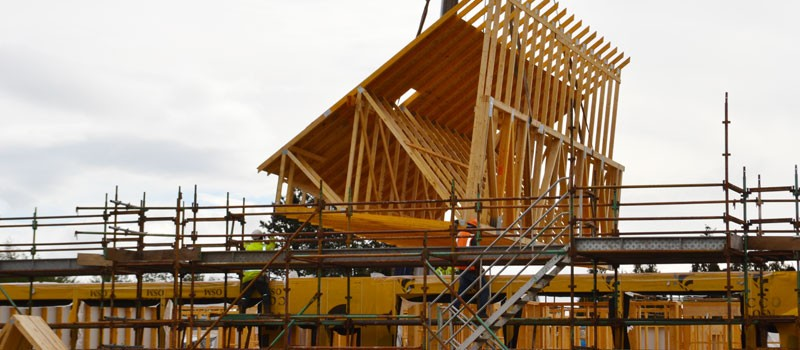 Timber Roof Truss System